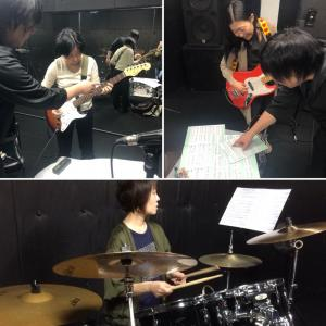 レッスン付きスタジオ練習