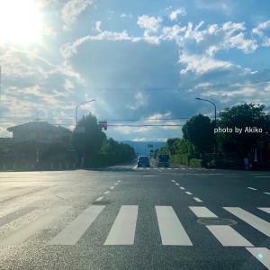 夏の雲を見ると思い出す自由研究