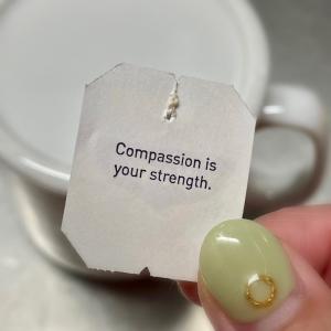 Yogi Tea ひとことメッセージ