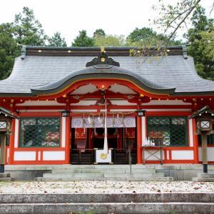佐久奈度神社(滋賀県大津市)と曼荼羅画