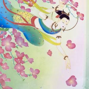 【10月20日】今日の観音力メッセージ  ~ 花水木 ~