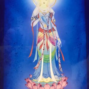 【7月23日】今日の観音力メッセージ  ~ 慈母観音 ~