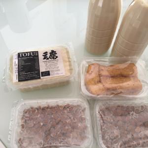 ローマのお豆腐屋さん