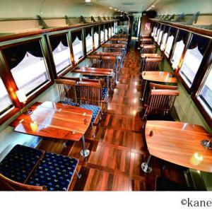 観光列車『丹後くろまつ号』に乗って、日本海の美しい景色や美食、地酒を堪能する特別な旅✨
