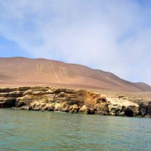 【ペルー南部】リゾートリゾート地『パラカス』の沖合いに浮かぶ《バジェスタス島》へ
