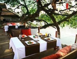 【タイ・チェンマイ】ピン川のほとりでいただく『ラリンジンダ ウェルネス スパ リゾート』の朝食で1日の英気を養う