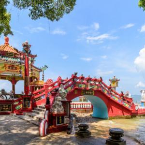 """香港市街地観光に疲れたら。。。""""ご利益付きビーチ""""《レパルスベイ》に行ってみよう!"""
