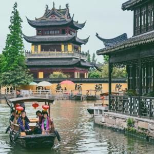【中国・上海】選りすぐりのフォトジェニックスポット5ヵ所