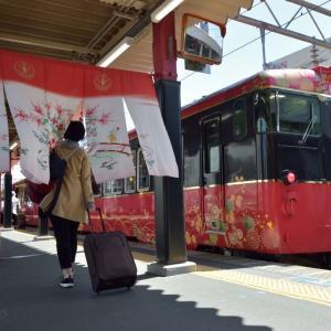 能登半島を華麗に走る観光列車『花嫁のれん』気になる内部の様子は?