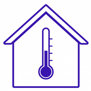 暖房停止時の内外温度差