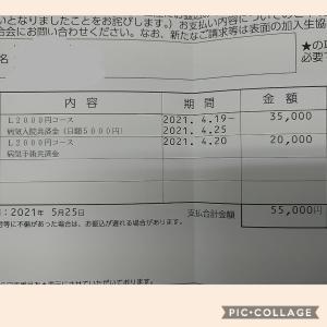 【病気】医療保険の振込までにかかった日数