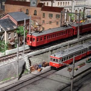 久しぶりに原鉄道模型博物館に行きました