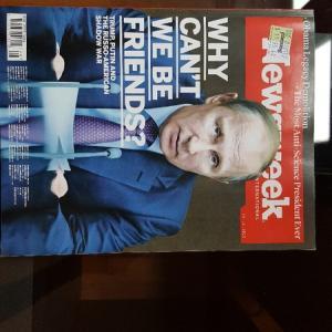 僕はNewsweekが好きです!