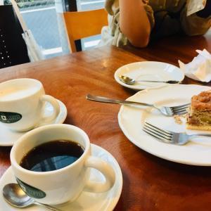 フォレストコーヒーの「和栗と安納芋のタルト」が食べたくて
