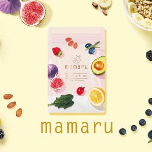 【mamaru】妊婦さんのためのオールインワンサプリメント