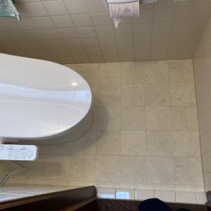 【DIY】誰でも簡単に!失敗しないトイレのクッションフロアの貼り方を大公開【床】