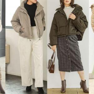 【カラー別】2020最新!大人上品なダウンコート着こなし術♪30代40代におすすめ25コーデ
