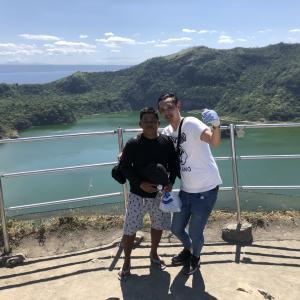 タガイタイのタール火山に登ってみた!マニラからでも行けるフィリピン旅行