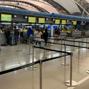 【悲報、フィリピンコロナ情勢が動き始める】おじさんJがマニラ行きの飛行機に乗った1時間後、マニラLOCKDOWNが発表される!【3月フィリピン渡航特別編 7話 】- ミカエルblog ep80