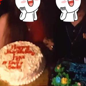 【バースデーケーキ】マラテKTVビラまきのバースデー、、、が、どさくさに紛れてスベりこんだ、見ず知らずのフィリピーナのバースデーも祝う【Chap6 150話】- ミカエルblog ep223