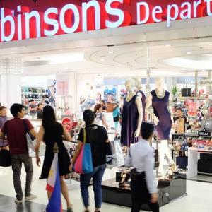 【フィリピーナの下着選び】フィリピーナの下着諸々を買うためロビンソンへ向かう、そしてまた…【Chap7 54話】- ミカエルblog ep287