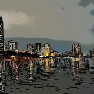 【フィリピーナとの同伴】マニラのシーフードレストランで歳の差グループ同伴【Chap7 58話】- ミカエルblog ep291