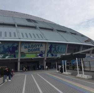 東方神起LIVE TOUR 2019~XV~ (1/12)に行ってきた~!@ナゴヤドーム