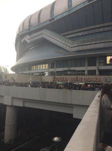 東方神起 LIVE TOUR 2018 〜TOMORROW〜オーラス(1/20)に行ってきた~@京セラドーム
