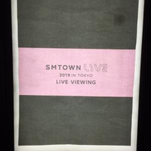 SMTOWN LIVE 2019 IN TOKYO(8/4)ライブビューイングに行ってきた~!@109シネマズ