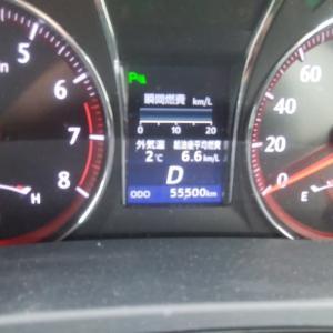 55,500km