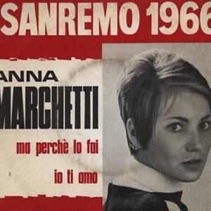 アンナ・マルケッティ・・・Io Ti Amo(君を愛す)