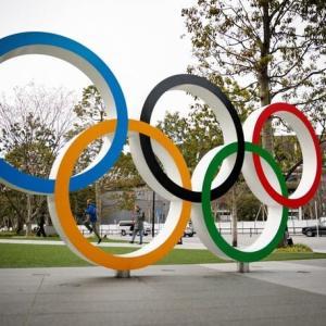 コロナの中のオリンピック