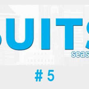 SUITS/スーツ2(シーズン2)/第5話/見逃し配信動画|全面戦争の幕開け
