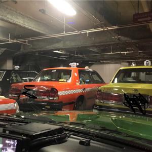 タクシードライバー乗務日誌