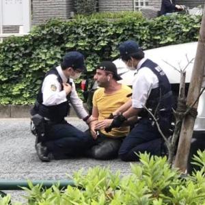 【番外編】クルド人に暴言を吐く渋谷警察署の警察官を見ると、三田警察署のガサ入れを思い出す