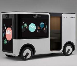 【窓の代わりにディスプレイ】ソニーのクルマ、実用化へ ヤマハ発と共同開発