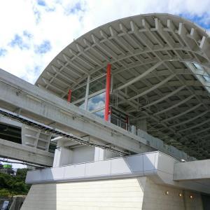 ゆいレール(沖縄都市モノレール)延伸した新駅4つを見てきました