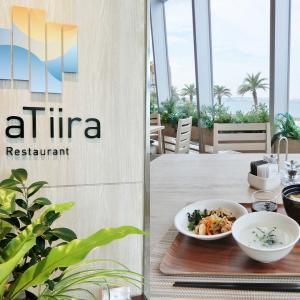 レストラン マティーラの朝食ブッフェ【ダブルツリーbyヒルトン沖縄北谷リゾート】