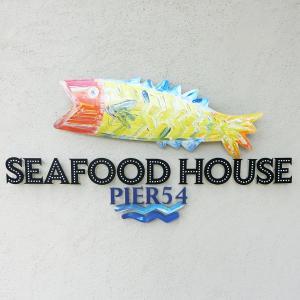 SEAFOOD HOUSE PIRE54(シーフードハウス ピア54)の大満足ランチコンボ