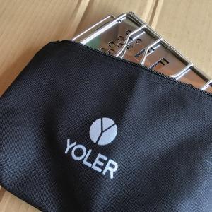 YOLER(ユーラー)の焚き火台を買ったから、使い方とサイズ感を簡単にご紹介