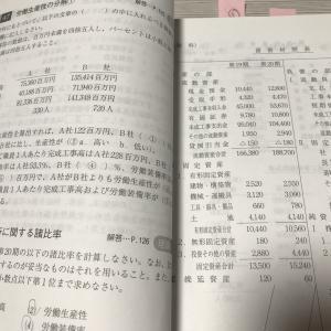 建設業経理事務士1級試験に挑む!!