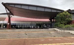 出張スケート~臨海スポーツセンター~