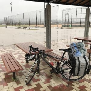【保存版】自転車旅で雨の時はどうするのか