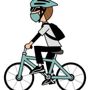 自転車通勤に便利なマスク