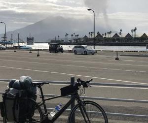 クロスバイクで自転車キャンプツーリング(福岡→熊本→鹿児島→宮崎→大分)動画編