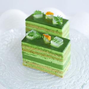 真夏の恵比寿で抹茶のショートケーキと出会えた話『LESS』(8月)