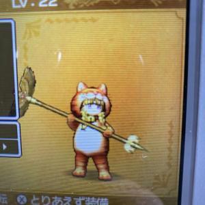 【ドラクエⅪ】猫衣装