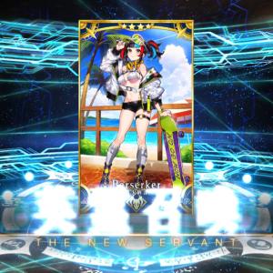 【FGO】水着鯖、追加に成功!!