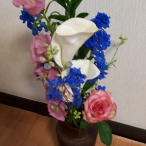 お花が沢山