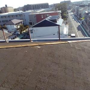 【ミニレポ】リアルな屋根のレストア